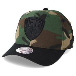 Mitchell   Ness Brooklyn Nets 110 Flexfit Camo Adjustable - Mitchell   Ness  CA  34.19 CA  37.99 ac8168823e