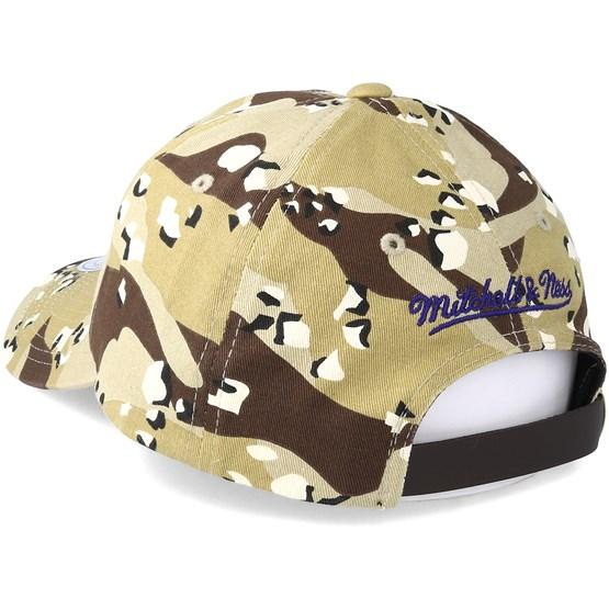 best service 0c945 3c582 Los Angeles Lakers Dad Hat Desert Camo Adjustable - Mitchell   Ness caps -  Hatstoreworld.com