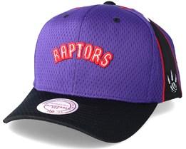 Toronto Raptors Jersey Purple Snapback - Mitchell & Ness