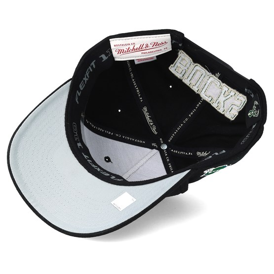 Casquette Snapback Eazy Milwaukee Bucks noir MITCHELL /& NESS