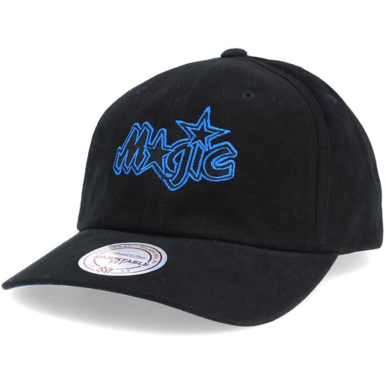 Keps Orlando Magic Haze Black Adjustable - Mitchell & Ness - Svart Reglerbar