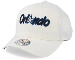 Orlando Magic Courtside 2 Cream 110 Adjustable - Mitchell & Ness