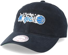 Orlando Magic Workmens Strapback Black Adjustable - Mitchell & Ness