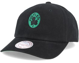 Boston Celtics Dark Hologram II Hwc Black Snapback - Mitchell & Ness