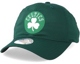 Boston Celtics Light & Dry Green Adjustable - Mitchell & Ness