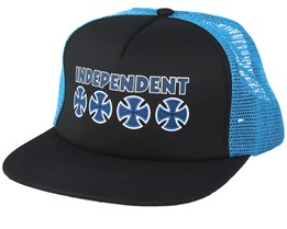 Bc Primary Mesh Back Black/Navy Trucker - Independent
