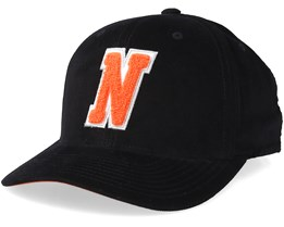 New York Knicks Campus Black/Orange Adjustable - Mitchell & Ness