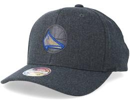Golden State Warriors Decon Grey Adjustable - Mitchell & Ness
