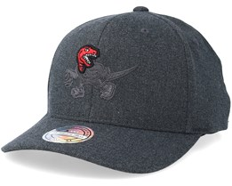 Toronto Raptors Decon Grey Adjustable - Mitchell & Ness
