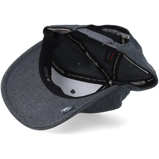Toronto Raptors Decon Grey Adjustable - Mitchell   Ness caps ... 9e45d88c2c3