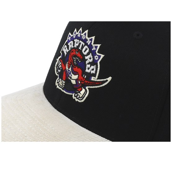 761a0cadeb1534 Toronto Raptors Cord Black/White 110 Adjustable - Mitchell & Ness caps -  Hatstoreaustralia.com