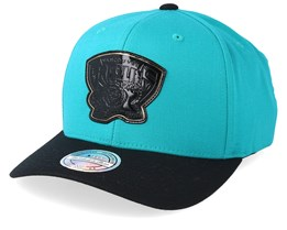 Vancouver Grizzlies Presto Teal/Black 110 Adjustable - Mitchell & Ness
