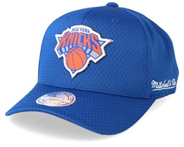New York Knicks Icon Blue 110 Adjustable - Mitchell & Ness