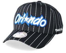 Orlando Magic Icon Black 110 Adjustable - Mitchell & Ness
