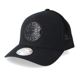 544d3514a New York Knicks Woven Tc Black Snapback - Mitchell & Ness caps ...