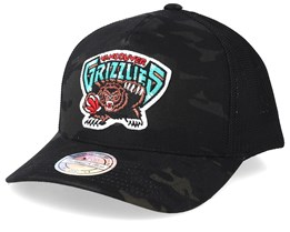 Vancouver Grizzlies Multicam Camo/Black 110 Trucker - Mitchell & Ness