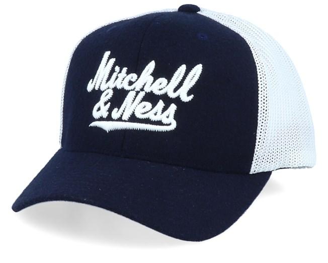 Mitchell /& Ness Snapback 110 The Navy Own Brand Navy//White