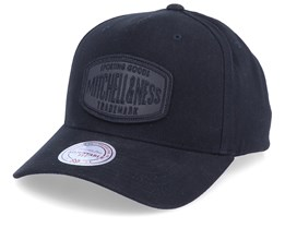 Own Brand Coated Patch Black/Black Adjustable - Mitchell & Ness
