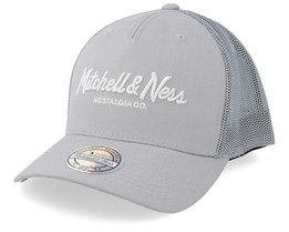 Pinscript 110 Grey Trucker - Mitchell & Ness