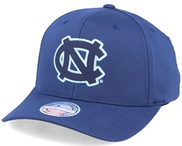 North Carolina Tar Monochrome Navy 110 Adjustable - Mitchell & Ness