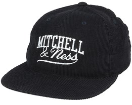 Own Brand Summer Cord Black Snapback - Mitchell & Ness