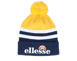 Meddon Yellow/Navy Pom - Ellesse