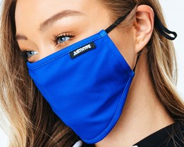 Adjustable Blue Face Mask - Hype