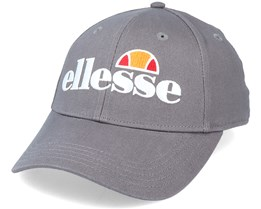 Ragusa Cap Dark Grey Adjustable - Ellesse