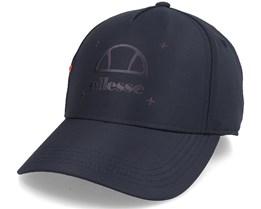 Rifugio Cap Black Adjustable - Ellesse