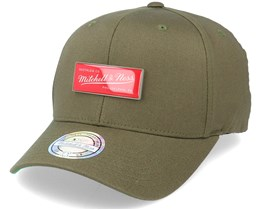 Own Brand Signal Snapback Olive 110 Adjustable - Mitchell & Ness