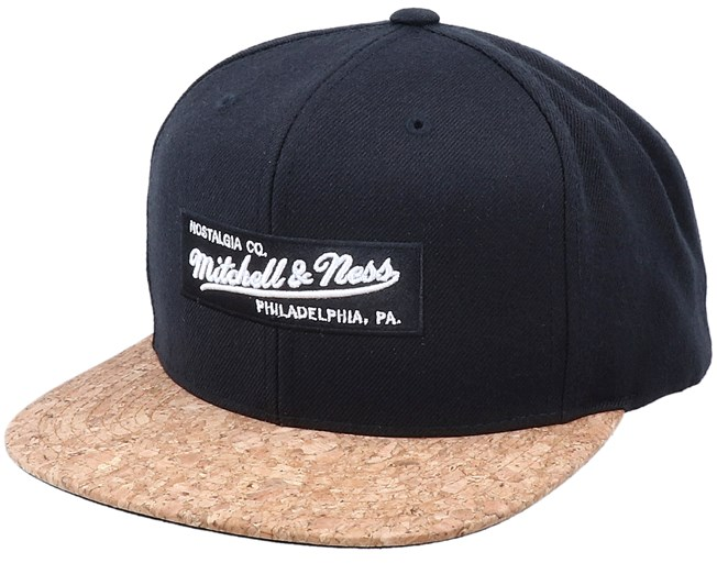 Own Brand Black/Cork Snapback - Mitchell & Ness