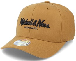 Hatstore Exclusive Own Brand Pinscript Satchel/Black 110 Adjustable  - Own Brand - Mitchell & Ness