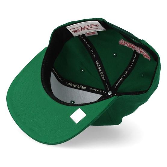 the best attitude e51d6 51448 Milwaukee Bucks Wool Solid Green Snapback - Mitchell   Ness caps -  Hatstoreworld.com