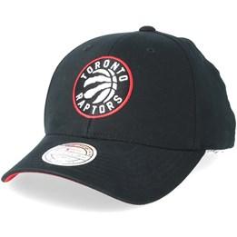 5b4748b457c14e Mitchell & Ness Toronto Raptors Team Arch Low Pro Black 110 Adjustable -  Mitchell & Ness ₹ 2,500