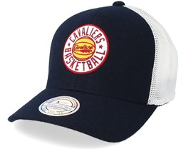 Cleveland Cavaliers Hwc Patch Navy/White 110 Adjustable - Mitchell & Ness