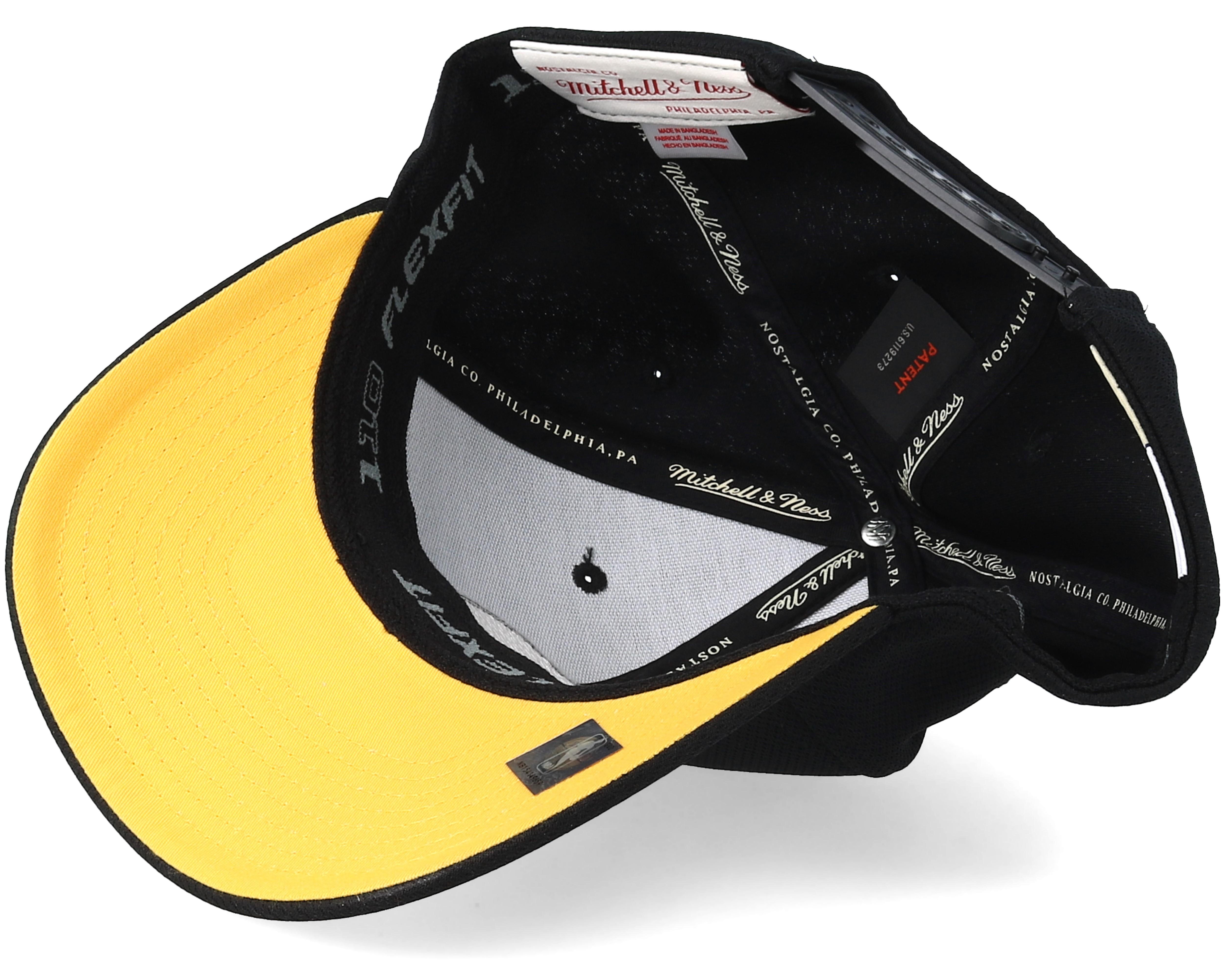 Golden State Warriors Hwc Hybrid Jersey Black 110 Adjustable - Mitchell & Ness caps ...
