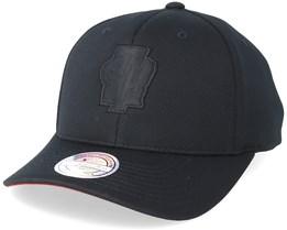 Toronto Raptors Hwc Hybrid Jersey Black 110 Adjustable - Mitchell & Ness