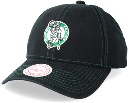 Boston Celtics Contrast Cotton Adjustable - Mitchell & Ness
