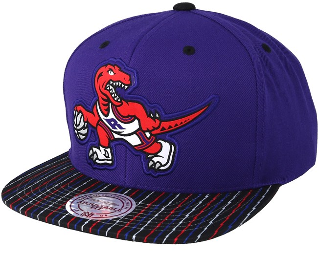 944c4476005 Toronto Raptors Diamond Purple Snapback - Mitchell   Ness cap -  Hatstore.co.in