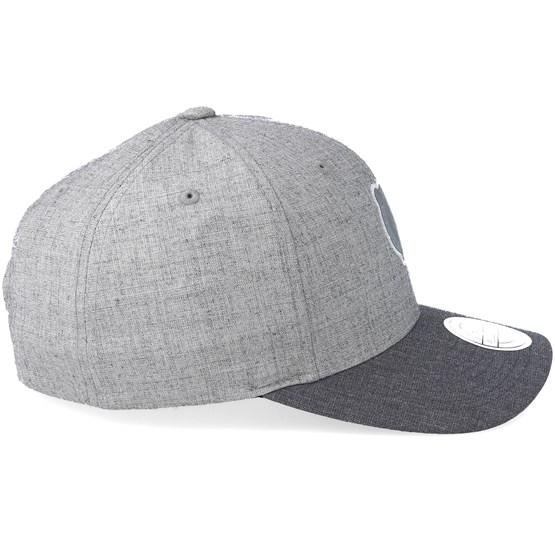 online store 4dd9d b12c6 Boston Celtics Beam Heather Grey 110 Adjustable - Mitchell   Ness caps -  Hatstoreworld.com