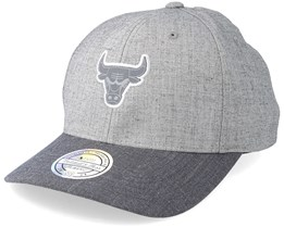 Chicago Bulls Beam Grey 110 Adjustable - Mitchell & Ness