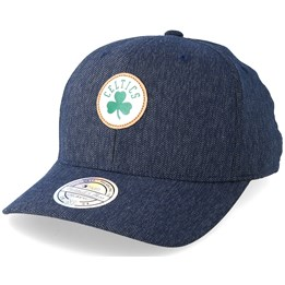 best loved 8e15c 3be06 Mitchell   Ness Boston Celtics Kraft Navy 110 Adjustable - Mitchell   Ness  £19.99 £24.99