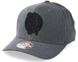Boston Celtics Washed Denim Charcoal 110 Adjustable - Mitchell & Ness