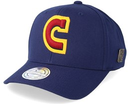 Cleveland Cavaliers Freshman Navy 110 Adjustable - Mitchell & Ness