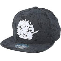 ad55870638e661 Mitchell & Ness Toronto Raptors Marble Charcoal Snapback - Mitchell & Ness  £34.99