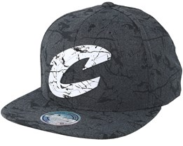 Cleveland Cavaliers Marble Charcoal Snapback - Mitchell & Ness