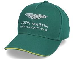 Aston Martin F1 Team Cap  Green Adjustable - Formula One