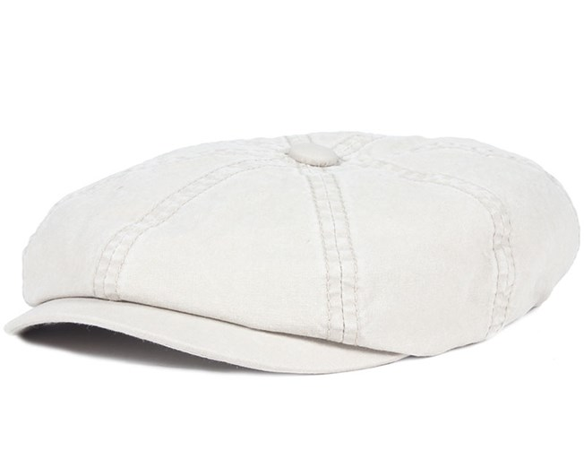 edeb3605 Hatteras Delave Organic Cotton Beige - Stetson caps ...