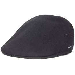 7a33aadea1057 Bamboo 507 Grey Flat Cap - Kangol caps