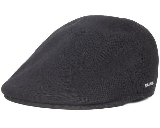 bamboo 507 Black - Kangol caps  ecf7815f7641